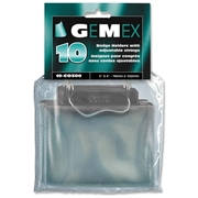 Gemex, Inc Gemex Badge Holder with Adjustable String