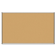 Lorell Satin Finish Natural Cork Board