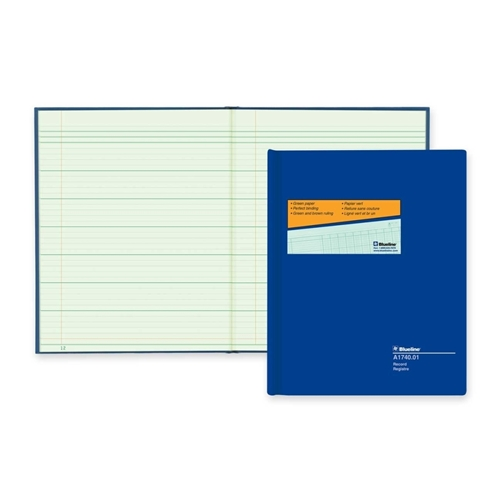 Dominion Blueline, Inc Blueline Columnar Book
