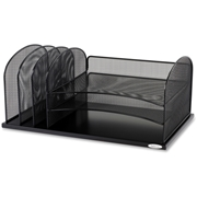 Safco Products Safco Mesh Desk Organizer
