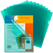 Sparco Transparent File Holder