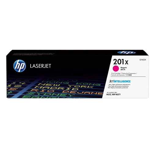 HP OEM 201X MA (CF403X) Toner Cartridge