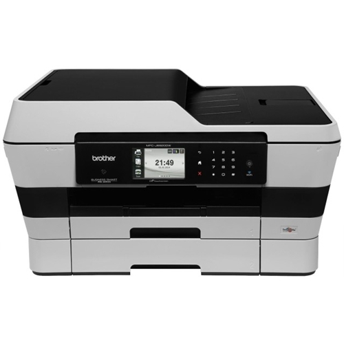 Brother MFC-J6920DW Wireless and Airprint Enabled All-In-One Inkjet Printer
