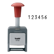 Trodat GmbH Trodat Self Inking Numbering Machine