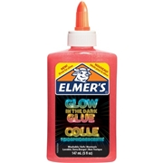 Newell Brands Elmers Glow In The Dark Pourable Glue