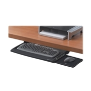 Fellowes, Inc Fellowes Deluxe Keyboard Drawer With Soft Touch Wrist Rest