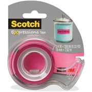 3M Scotch Expressions Matte Finish Magic Tape