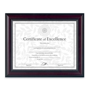 Burnes Home Accents Burnes Document Frame