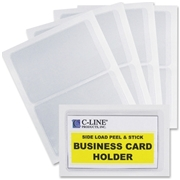 C-Line Products, Inc C-Line Business Card Holder