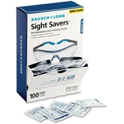 Bausch & Lomb, Inc Bausch & Lomb Sight Savers Pre Moistened Lens Cleaning Tissue