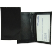 Winnable Leather Bi-fold Card Holder