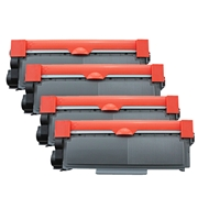 Brother Compatible TN-660 4pk Toner Cartridge