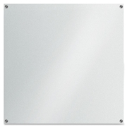 Lorell Glass Dry-Erase Board