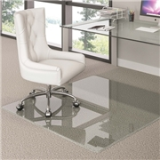 Deflecto, LLC Deflecto Premium Clear Glass Chairmat