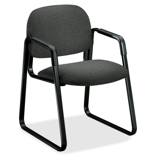 HON Solutions Seating 4008 Ergonomic Sled-Base Guest Chair