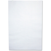 "NCR Corporation NCR Paper 50-Sheet 1"" Ruled Paper Easel Pad"