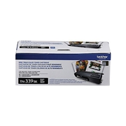 Brother OEM TN-339BK (TN339BK Super High Yield) Toner Cartridge