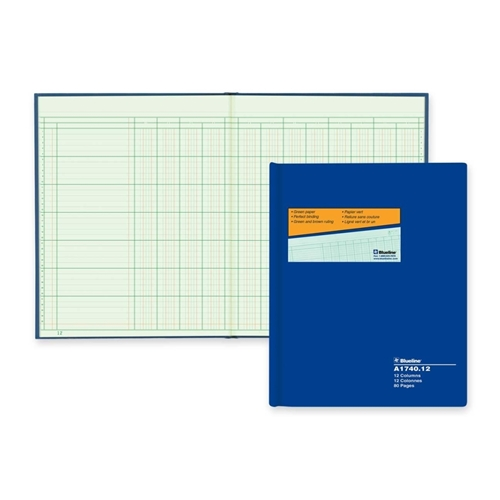 Dominion Blueline, Inc Blueline 1740 Series Columnar Book