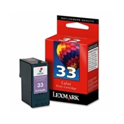 Lexmark #33 (18C0033) OEM Ink Cartridge