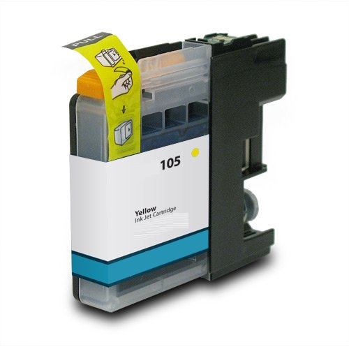Brother LC105XXL YW compatible Ink Cartridge