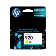 HP #920 Y (CH636AN#140) OEM Ink Cartridge
