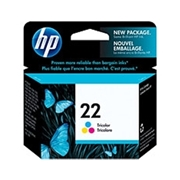 HP #22 (C9352) OEM Ink Cartridge