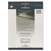 ACCO Brands Corporation Hilroy Cambridge Office Notepad