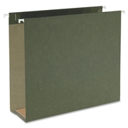 Smead Manufacturing Company Smead 64279 Standard Green Hanging Box Bottom Folders