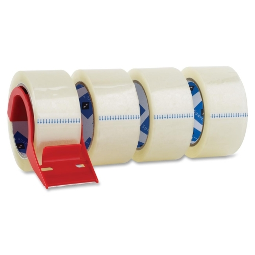 Sparco Products Sparco Heavy-duty Packaging Tape with Dispenser