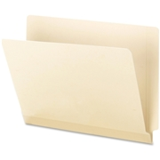 Smead Manufacturing Company Smead End Tab TUFF Laminated File Folder 24125
