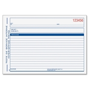 TOPS Products Adams Preprinted Interoffice Memo Book