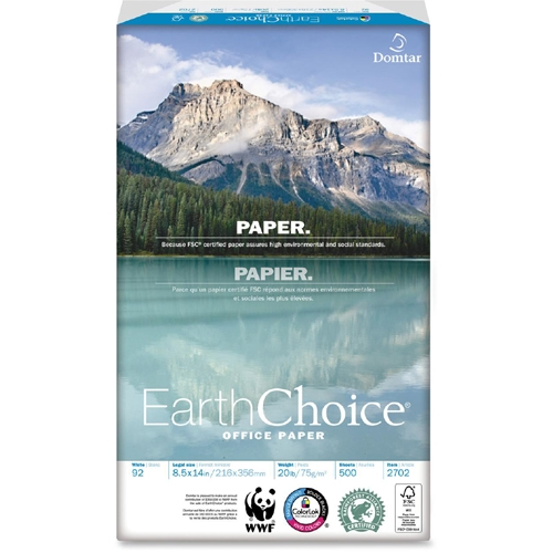 Domtar, Inc Domtar EarthChoice Copier Paper