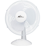 "Royal Sovereign International Royal Sovereign 16"" Oscillating Desktop Fan - DFN-40B"