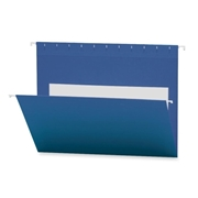 Smead Manufacturing Company Smead Hanging File Folder with Interior Pocket 64434