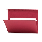 Smead Manufacturing Company Smead Hanging File Folder with Interior Pocket 64433