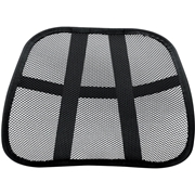 Fellowes, Inc Office Suites Mesh Back Support