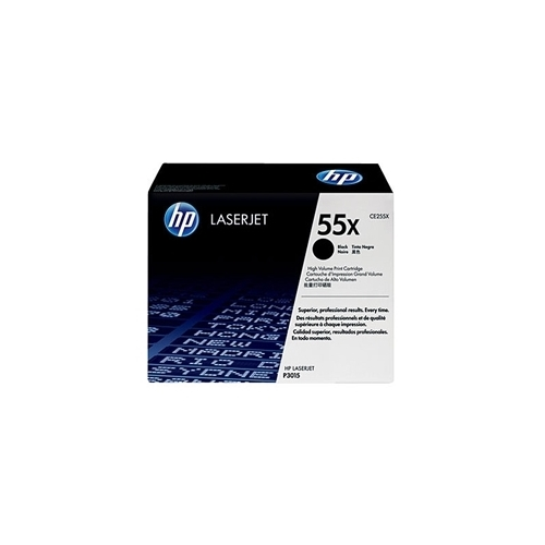 HP OEM 55X (CE255X) Toner Cartridge