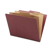 Nature Saver Classification Folder with Pocket Divider