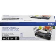 Brother OEM TN331BK Toner Cartridge