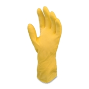 Bunzl Flock-lined Latex Gloves