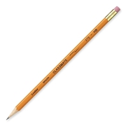 Dixon Ticonderoga Company Dixon Classmate Pencil With Eraser