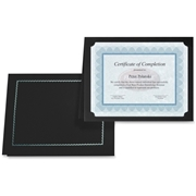 First Base, Inc First Base 83464 Gold Foil Stamped Certificate Holder