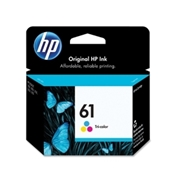 HP #61 CL (CH562WN#140) OEM Ink Cartridge
