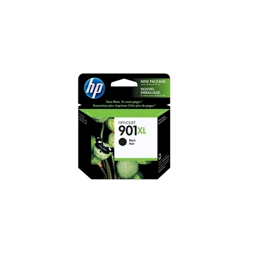 HP #901 XL B (CC654AN) OEM Ink Cartridge
