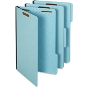 TOPS Products Globe-Weis Pressboard Expanding File Folder With Fasteners