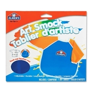 Elmer's Products, Inc Elmer's Art Smock with Adjustable Hook-and-Loop Straps