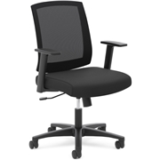 The HON Company Basyx by HON VL511 Mid-back Task Chair