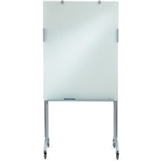 Iceberg Clarity Glass Mobile Easel