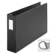 "TOPS Products Cardinal EasyOpen 11"" x 17"", Locking Slant-D Ring Binder"
