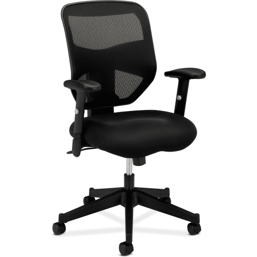 The HON Company Basyx by HON VL531 Mesh High Back Executive Chair